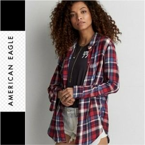 American Eagle Classic Fit Shirt Size med